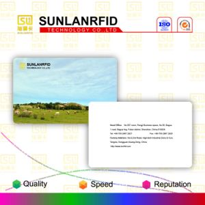 High Quality New PVC Card with Chip pictures & photos