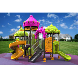 Outdoor Playground--Magic Paradise Series, Children Outdoor Slide (XYH-MH0021) pictures & photos