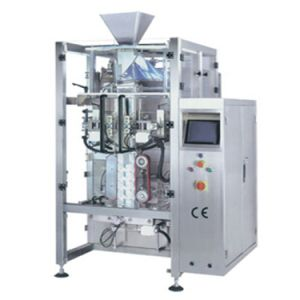 Vertical PLC Color Touch Screen Automatic Packaging Machine (HFT-6240)