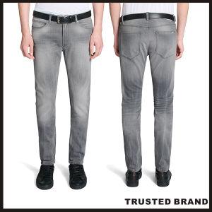 Skinny Fit Cotton Blend Man Denim Jeans (V006)