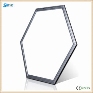 New Design 60W LED Hexagon Flat Panel Light