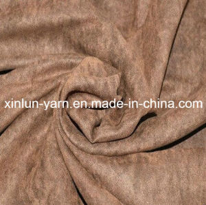 African Lace Suede Fabric for Bag, Dress, Curtain pictures & photos