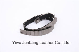2016 Fashion Women Elastic Belts Metal Belts pictures & photos