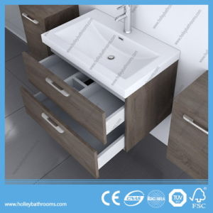 European Style MDF Hot Selling Modern Bathroom Furniture Unit (BF124N) pictures & photos