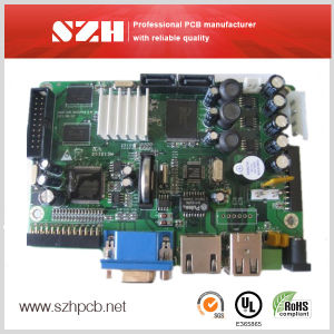 China Turnkey Customized PCB Printed Circuit Boards Assembly Service Supplier pictures & photos