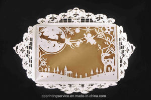 Special Die Cutting Card Printing pictures & photos