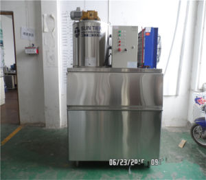 300kg/Day Ice Flaker Commercial Italian Ice Machine pictures & photos