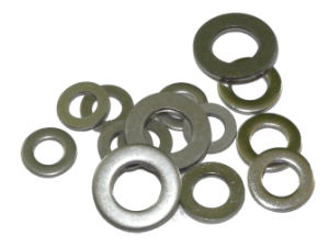 High Quality Flat Washer DIN125A/DIN9021 pictures & photos