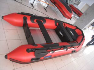 PRO Aluminium Floor Inflatable Boat, Working Boat, Rescue Boat pictures & photos