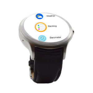 3G Android Smart Mobile Watch with Heart Rate Monitor (X1) pictures & photos