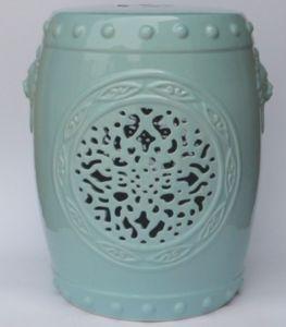 Ceramic Garden Stool (LS-164) pictures & photos