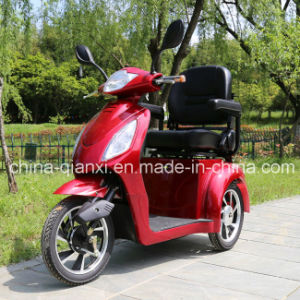 Three Wheels Electric Mobility Scooter for Disabled pictures & photos