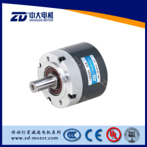 ZD MOTOR, TRANSMISSION PLANETARY GEARBOX. 52ZPN pictures & photos