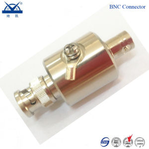 Antenna Feeder F N TNC SL16 Type Connector Thunder Protector pictures & photos