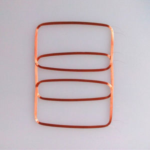 Copper Wire Coil Antenna RFID Air Coil RFID Antenna Coil pictures & photos