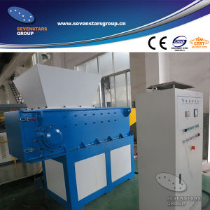 HDPE Extrusion Waste Single Shaft Shredder pictures & photos