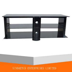 Good Design Glass & Wooden TV Stand/Wooden TV Table pictures & photos