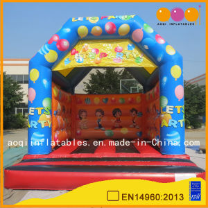 Inflatable Birthday Party Bouncer for Kids (AQ290-5) pictures & photos