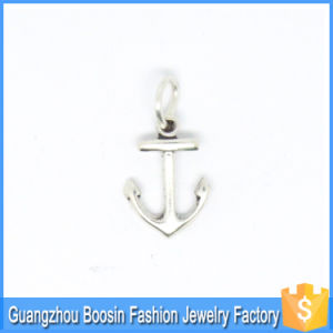 Guangzhou Factory 925 Sterling Silver Anchor Charm Jewelry Wholesale pictures & photos