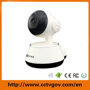 HD Wireless Network P2p Security CCTV Wi-Fi IP Camera Indoor Pan Tilt Baby pictures & photos