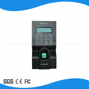High Quality Wiegand Input & Output Fingerprint Access Control with Keypad pictures & photos