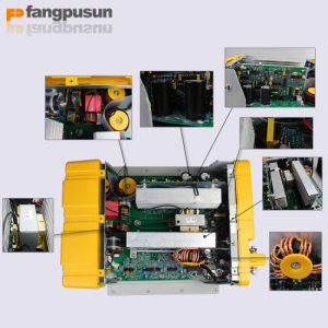 Fangpusun High Quality True Sine Wave Car Power Inverter 1000W 12V/ 24VDC to 230VAC pictures & photos