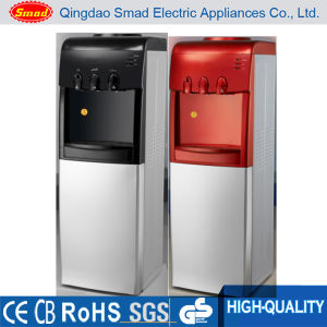 Compressor Hot and Cold Water Dispenser with Refrigerator pictures & photos