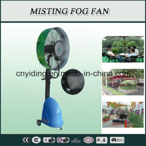 "26"" Stand Comercial Centrifugal Mist Cooling Fan (YDF-C001-3) pictures & photos"