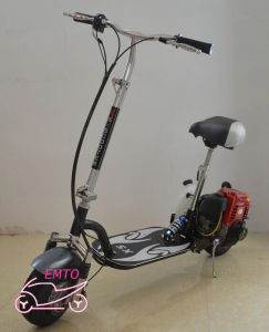 China 43cc Cheapest Gas Scooter (et-GS005) pictures & photos