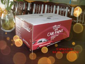 Wlio 2k Topcoat Solid Colors Car Paint pictures & photos
