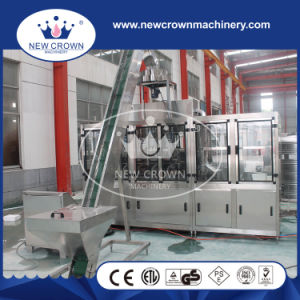 Automatic 900bph 6 Lines Type Gallon Filling Machine with Nanfang Pump pictures & photos