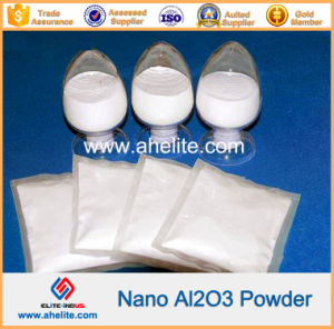 99.999% High Purity Nanoparticle Nanopowder Nano Al2O3 Alumina Aluminium Oxide pictures & photos