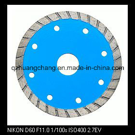 Professional Segment Diamond Saw Blades for Granite and Marble (HC-T-244)