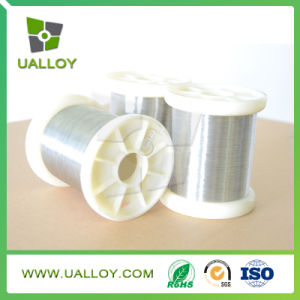 Soft Magnetic Alloy Flat Wire 1j85 Ribbon 0.6*5mm for Relays pictures & photos