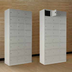 Steel Storage Lockers with 15 Doors pictures & photos