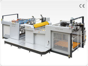 Fully Automatic Film Laminating Machine (ZXSG-1100) pictures & photos