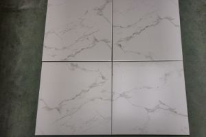 Super White Calacatta Tiles 600X1200 Matt Finished and Glossy Polished for Matching pictures & photos