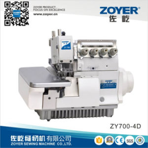 Zoyer Pegasus Super High Speed Overlock Industrial Sewing Machine (ZY700) pictures & photos