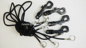 Claw Lobster Bungee Coil Lanyard pictures & photos