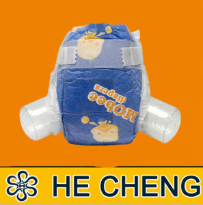 Wholesale Cute Printed Disposable Baby Diaper OEM Brand pictures & photos