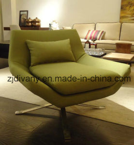 European Modern Style Living Room Leisure Sofa (D-70) pictures & photos