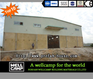 Long Lifetime Steel Structure Building Steel Warehouse pictures & photos