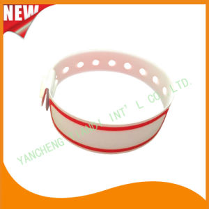 Hospital Plastic Write-on Infant ID Bracelet Wristbands Band (8020C9) pictures & photos