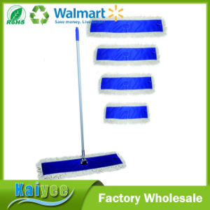 Straight Sleeve Type Cleaning Product Cottonn Flat Mop Pad pictures & photos