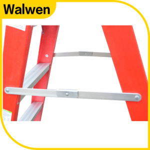 Folding Ladder Attic Ladder Fiberglass Step Ladder pictures & photos