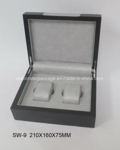 Simple Packing Box Double and Customized Jewellery Box pictures & photos