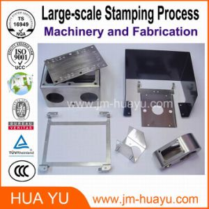 Custom Made High Quality Iron Die Machining Parts for Auto Parts pictures & photos
