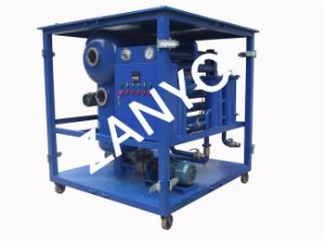 High-Automatization Single Stage Vacuum Transformer Oil Filtration Machine pictures & photos
