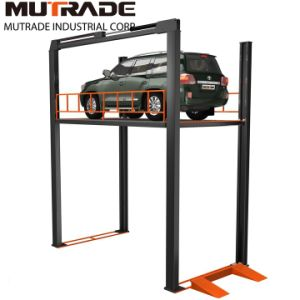 Fp-Vrc Four Post Floor to Floor Car Lifter pictures & photos