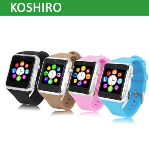 Colorful Smart Bluetooth Watch Mobile Phone with Camera pictures & photos